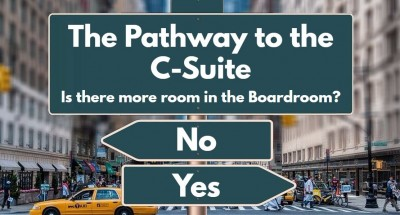The Pathway to the C-Suite
